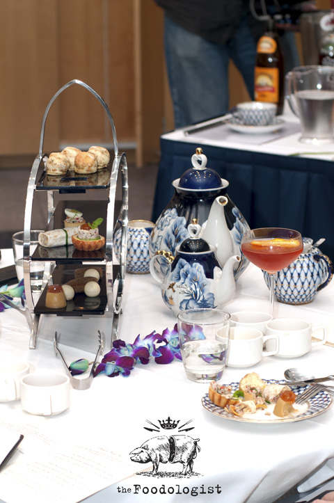 Dilmah High Tea Challenge