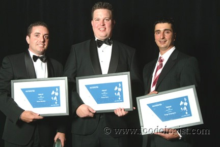 2006 South Australian Premier's Food Awards KPMG Young Leader Finalists